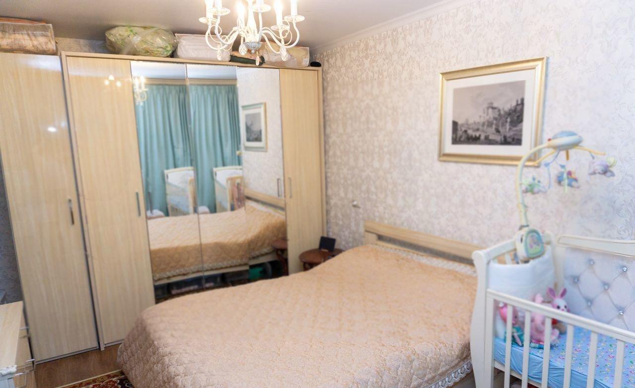 Продажа 2-комнатной квартиры, Москва, улица Сухонская,  1а