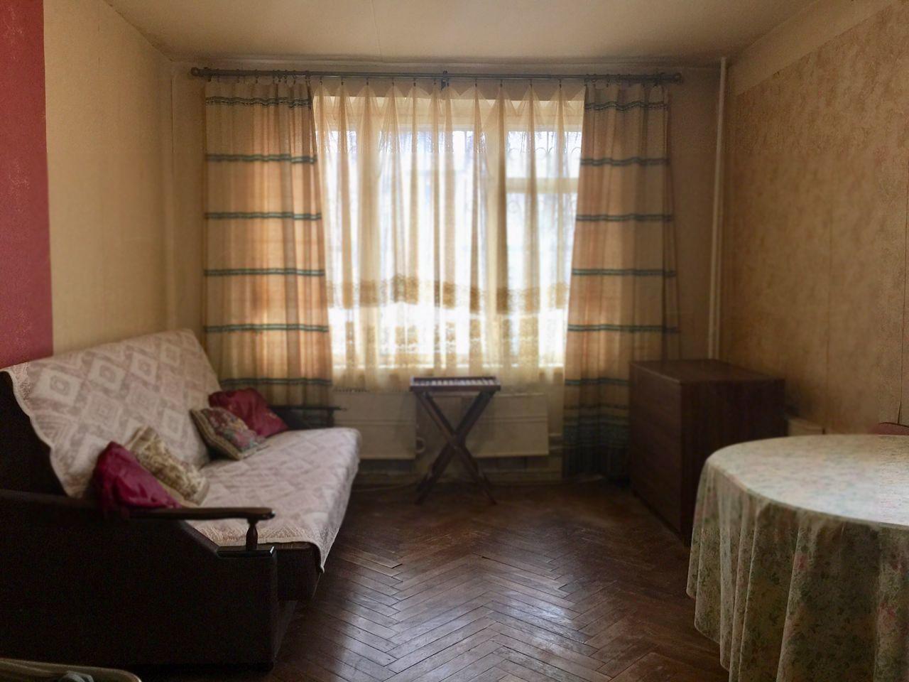 Продажа 1-комнатной квартиры, Москва, Архитектора Власова улица,  д.15к1
